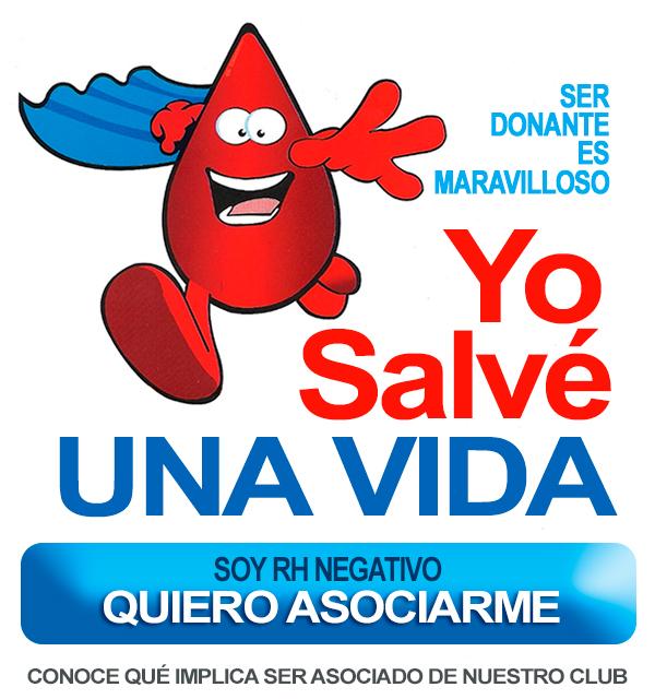 Si quieres donar o necesitas recibir sangre RH Negativo en el Perú, únete y forma parte de nuestra familia